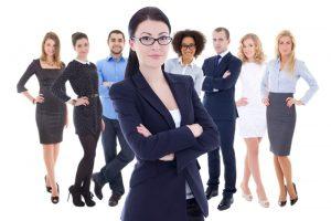 ساختن یک تیم توسط مدیر موفق