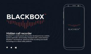 نرم افزار ضبط مکالمه تلفنی اندروید Blackbox
