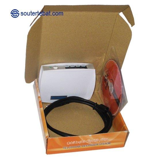دستگاه ضبط مکالمه تلفن ثابت TRU21
