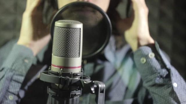 ضبط صدا استودیویی