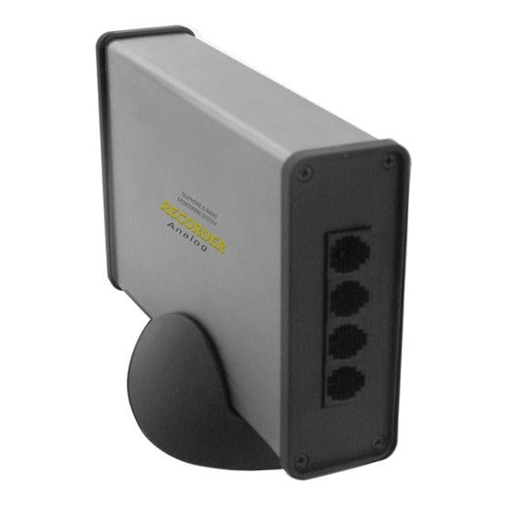 دستگاه ضبط مکالمات تلفن ثابت su81