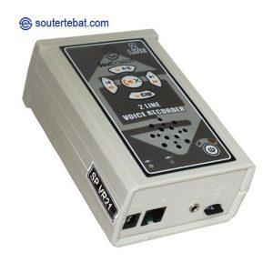 دستگاه ضبط اتوماتیک مکالمات تلفنی ساده vr21