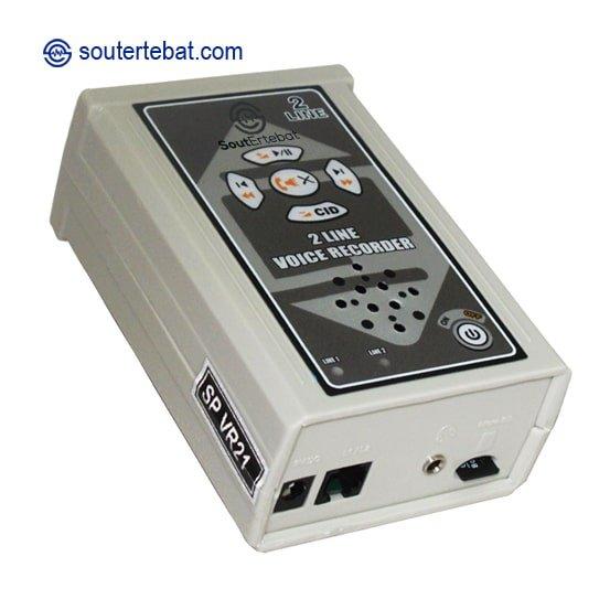 دستگاه ضبط اتوماتیک مکالمات تلفنی ساده