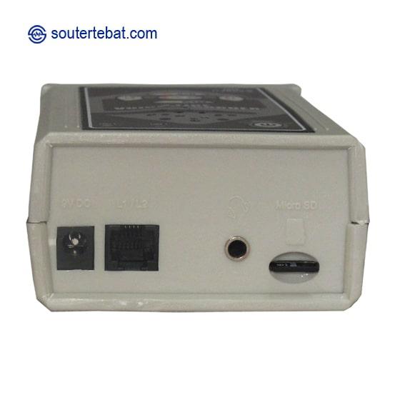 دستگاه ضبط مکالمات تلفنی بدون نیاز به کامپیوتر vr21