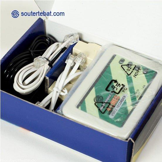 دستگاه ضبط خودکار مکالمات vr41
